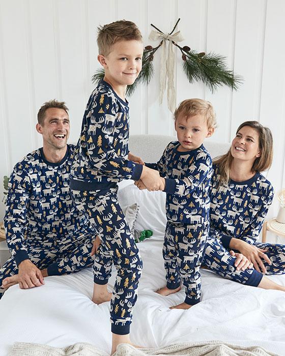 Piżamy męskie Matching Family